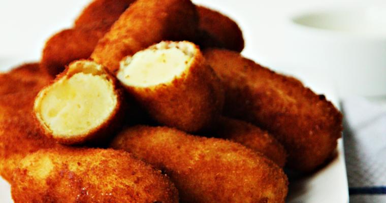 Zelf aardappelkroketjes maken