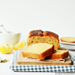 Cake met citroen en venkelzaad
