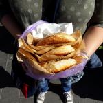 Ik ga naar huis en ik neem mee... #3: boreka's, tahin en lokale recepten uit Israël