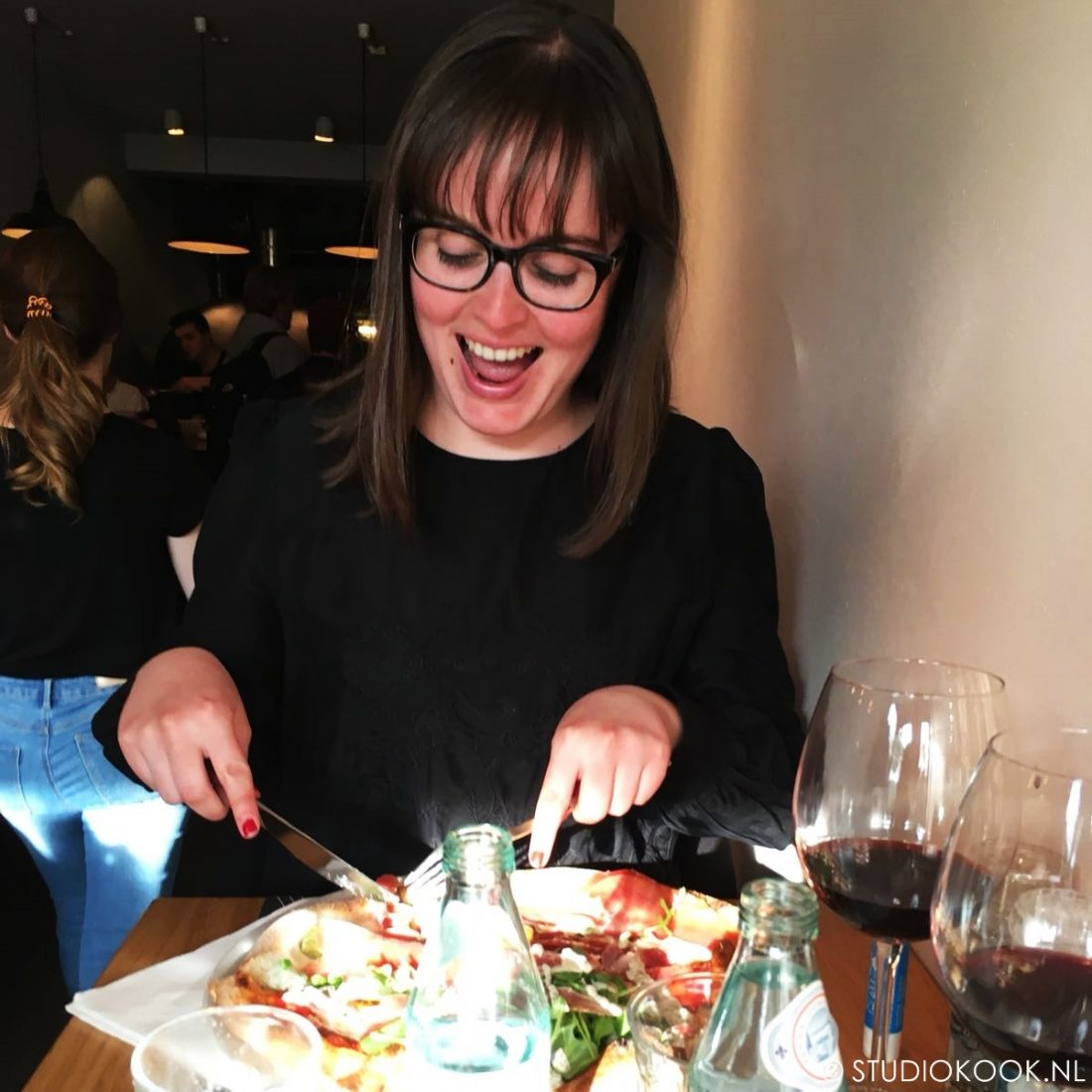foodie favorieten loulou pizzabar Demi Hageman StudioKOOK