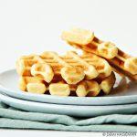 Basisrecept voor wafels (zoet en hartig)