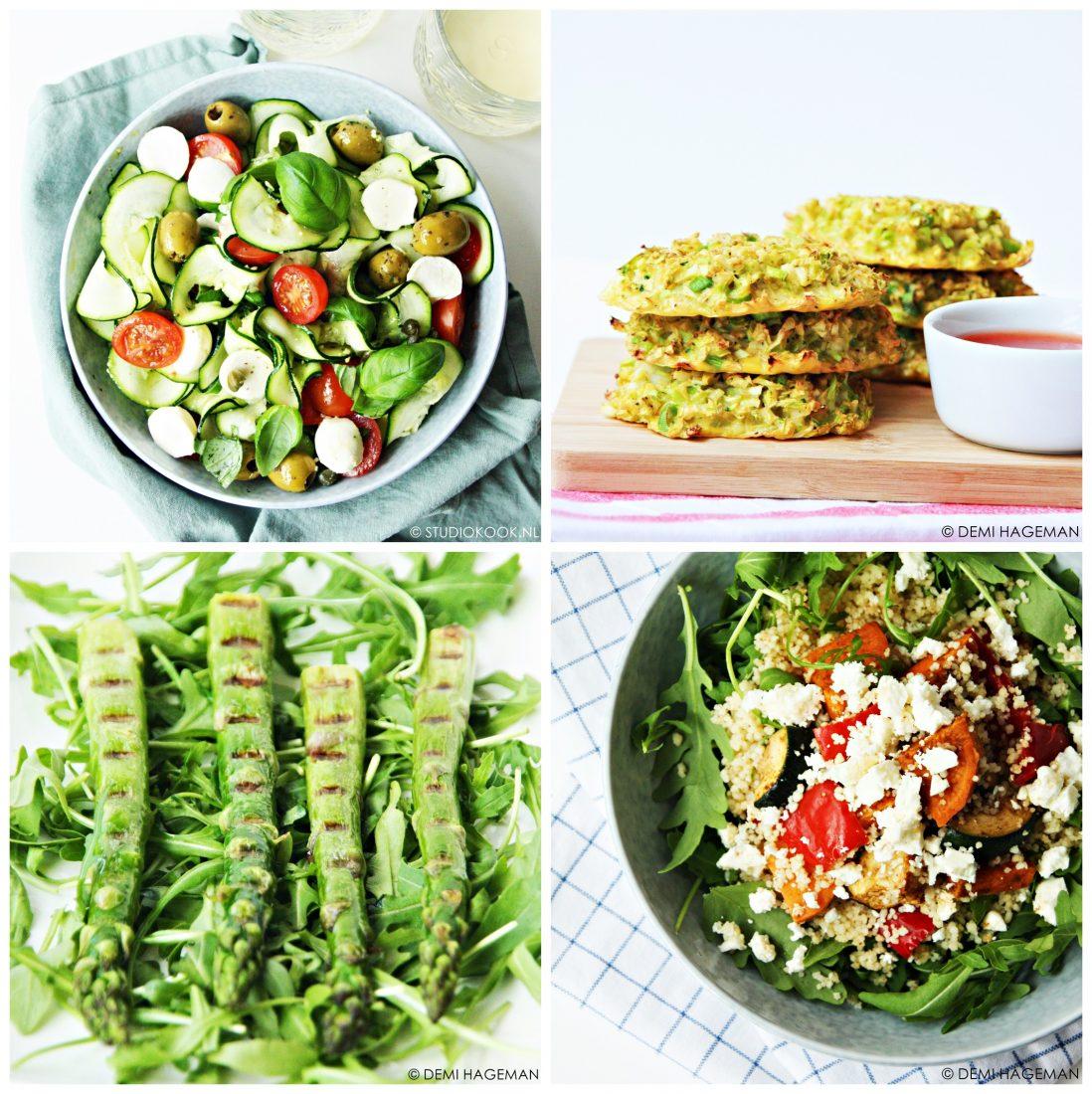 bijgerecht met groenten
