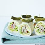 Wraps met makreel, lunch of borrelhapje. (Snel & Simpel)