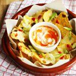 Chilidip (voor bij nacho's)