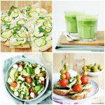 Courgette recept - 12 lekkere gerechten