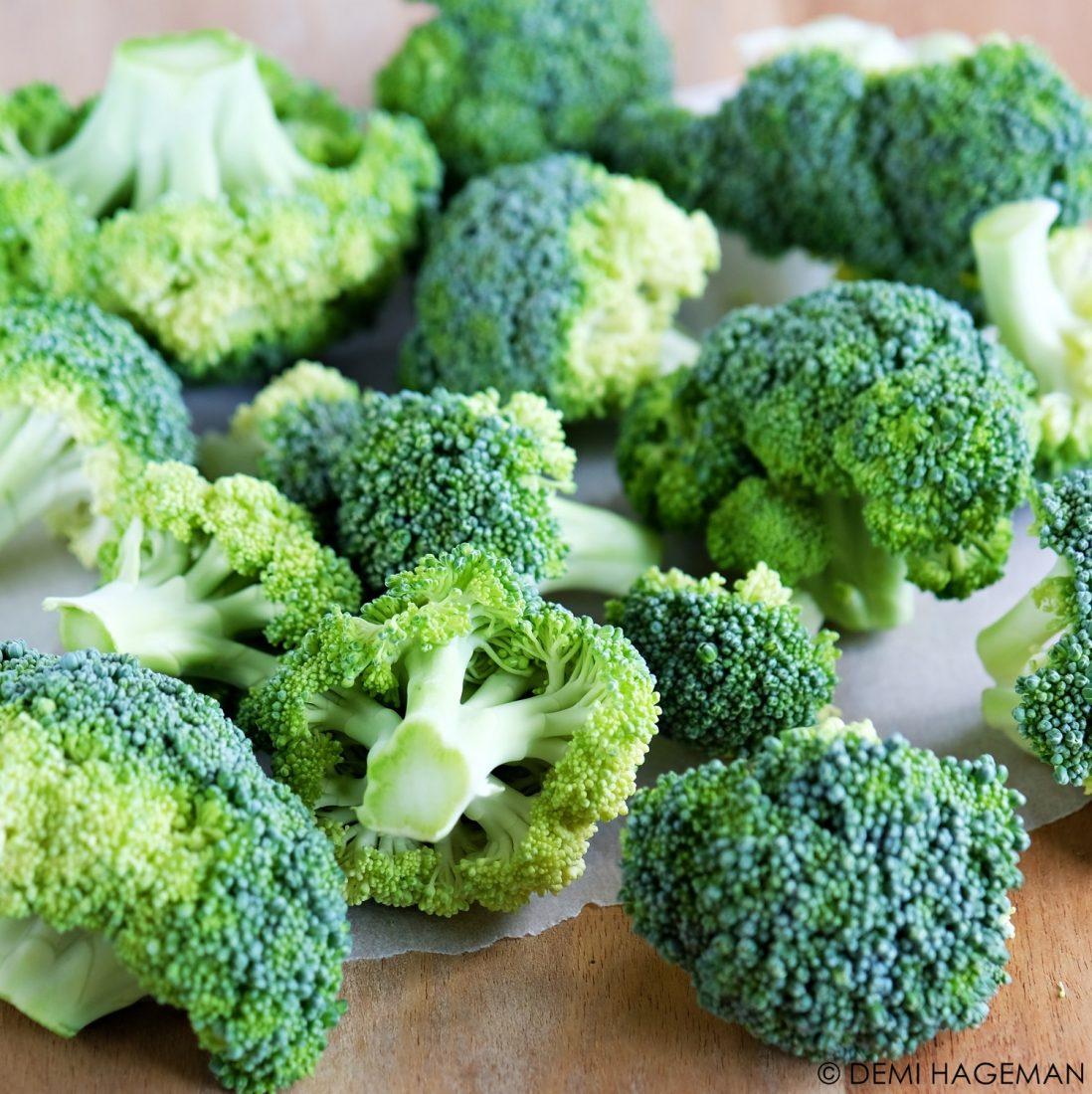 broccoli invriezen
