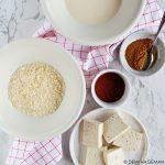 Kooktip #19 - paneren zonder ei (vegan paneren)